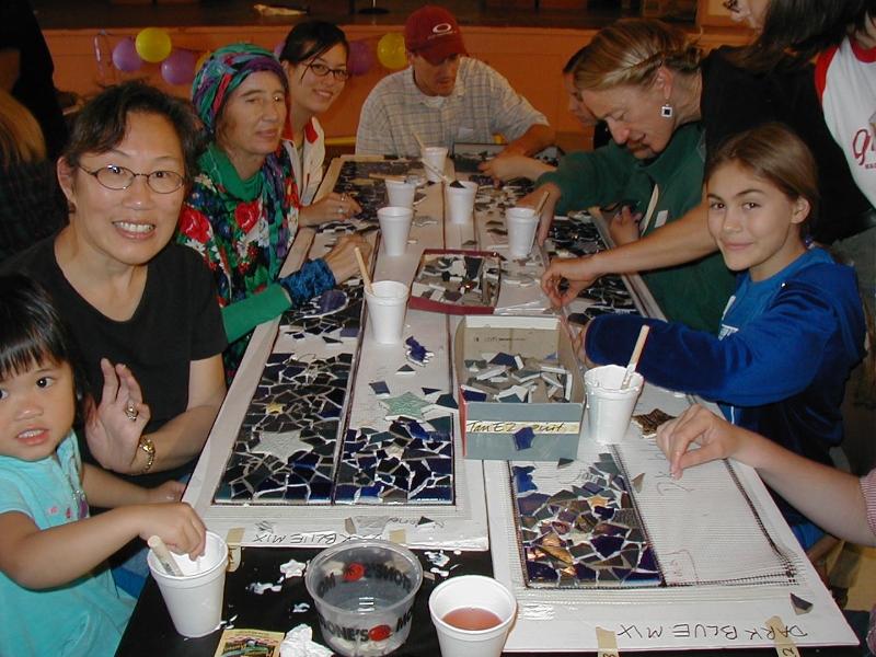Colette Crutcher - Mosaic Team