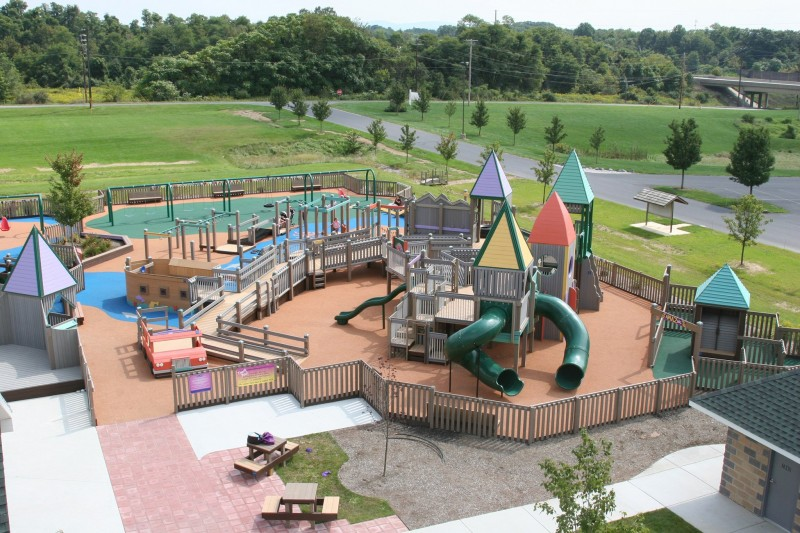 mecanicsburg accessible playground