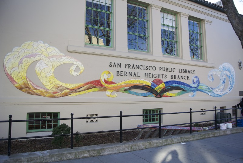 Bernal Library complete