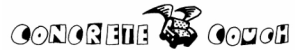 concrete couch logo